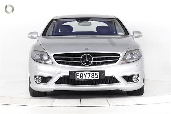 2008 Mercedes-Benz CL 63