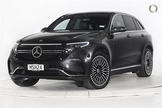 2020 Mercedes-Benz <br>EQC 400