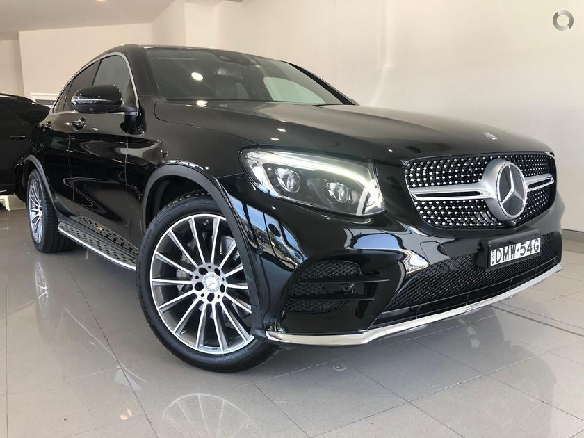 2016 Mercedes-Benz GLC 250 Coupé