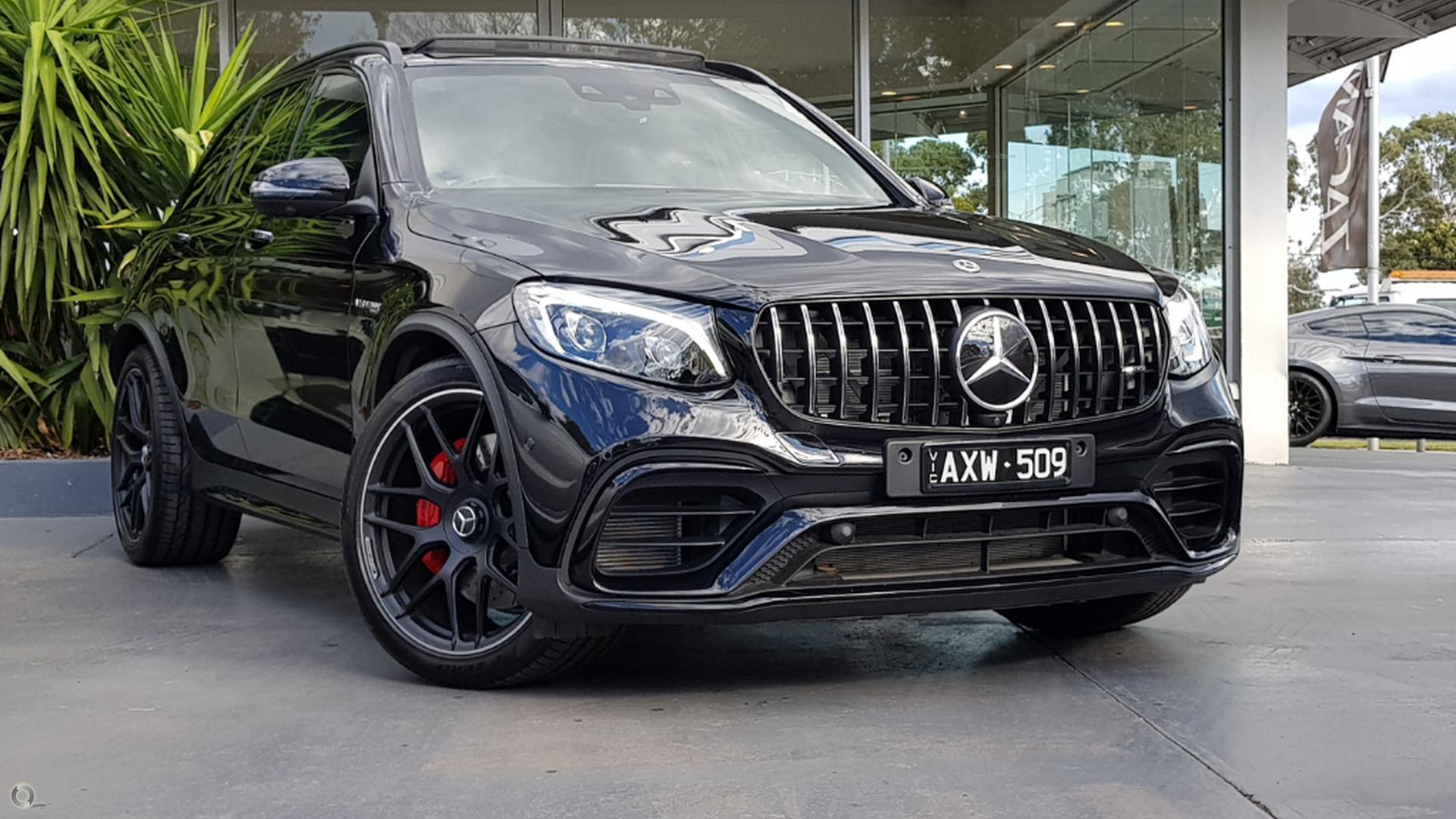 2018 Mercedes-Benz GLC63 C253