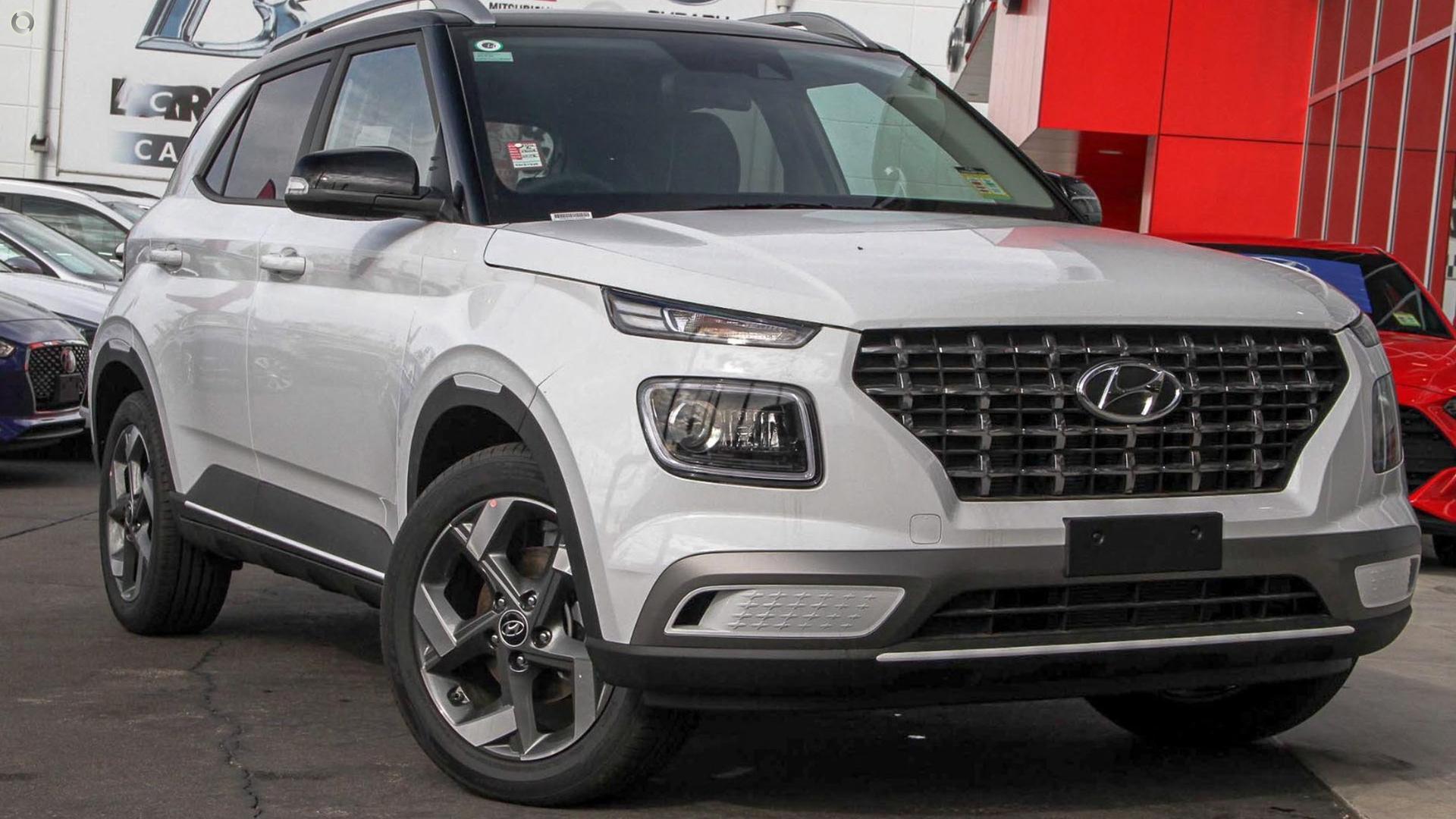 2020 Hyundai Venue QX