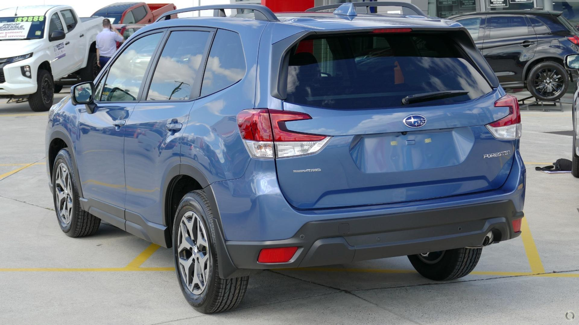 2020 Subaru Forester 2.5i-L S5