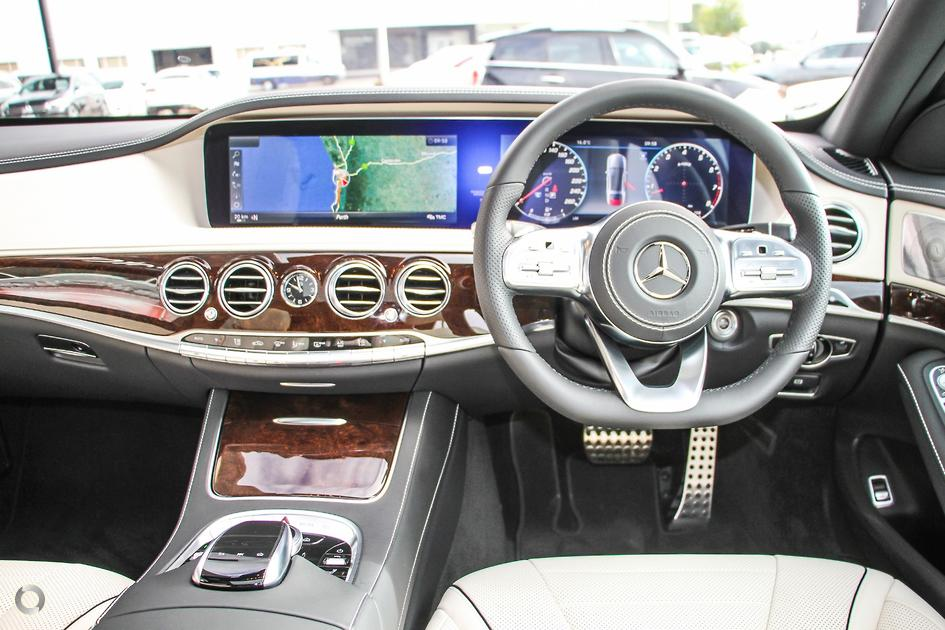 2019 Mercedes-Benz S-CLASS Sedan