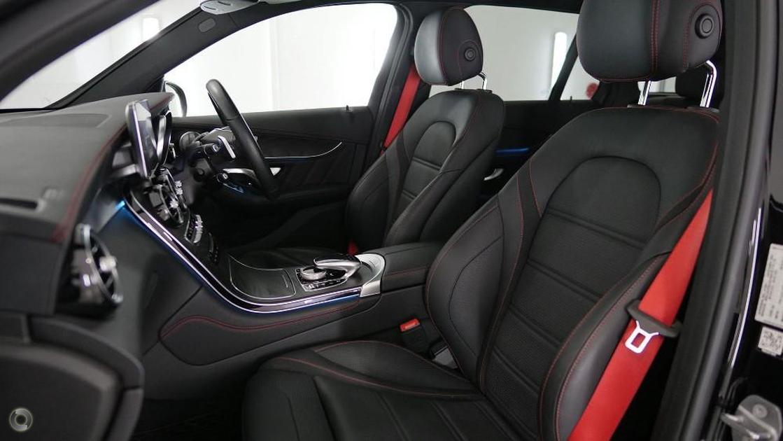 2018 Mercedes-Benz GLC 43 AMG Wagon
