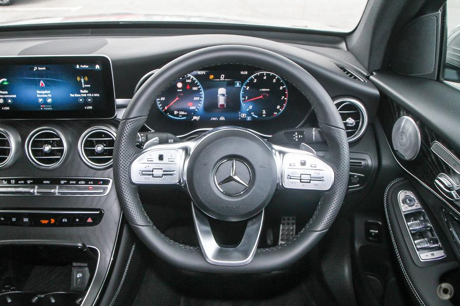 2019 Mercedes-Benz GLC 300 Coupé