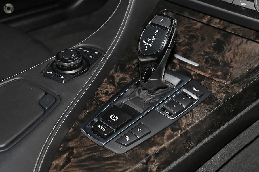 2012 BMW 640i