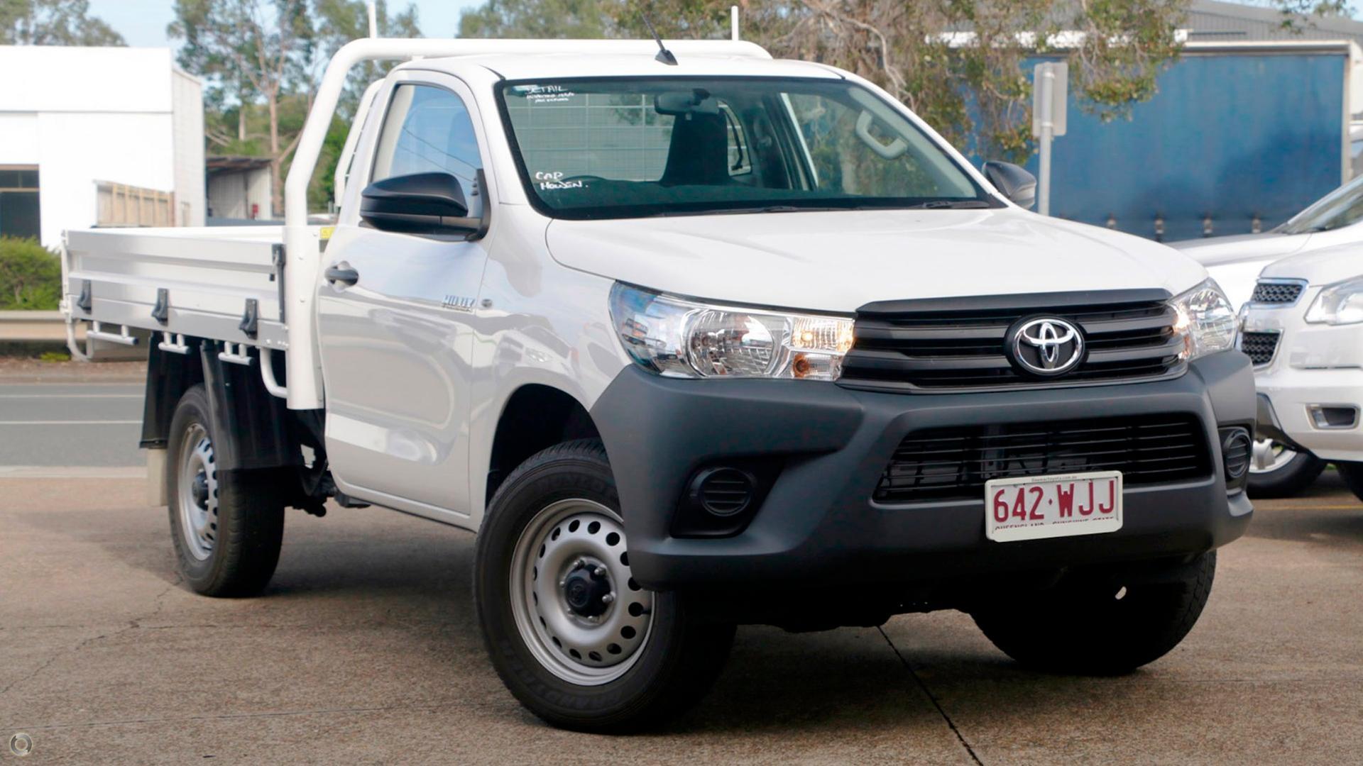 2015 Toyota Hilux KUN16R