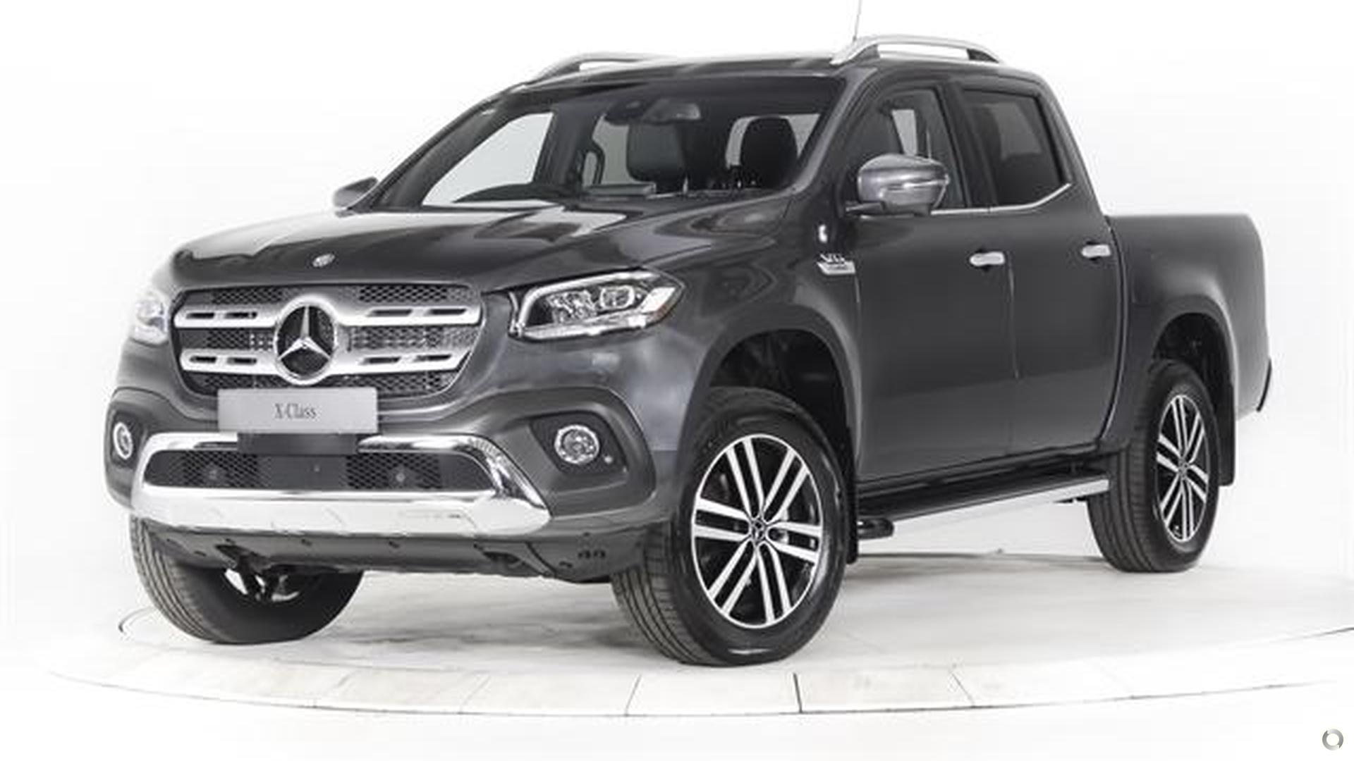 2019 Mercedes-Benz X 350 Wellside