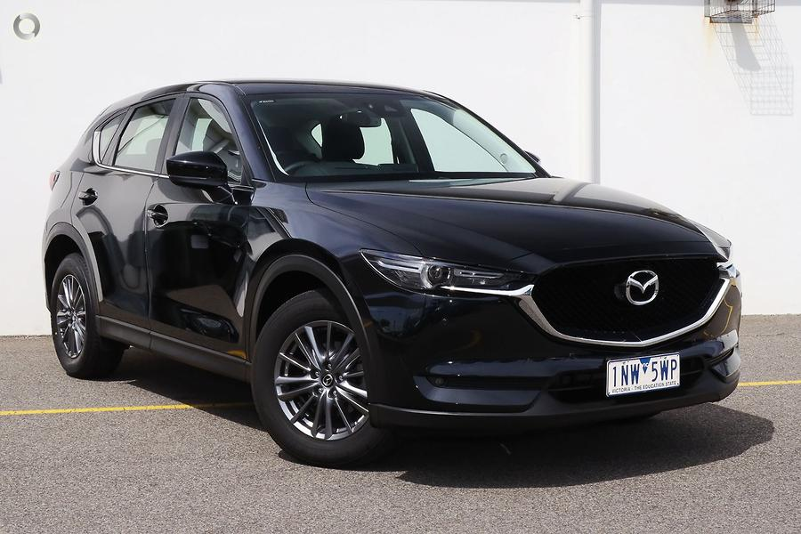 2018 Mazda CX-5 Touring KF Series