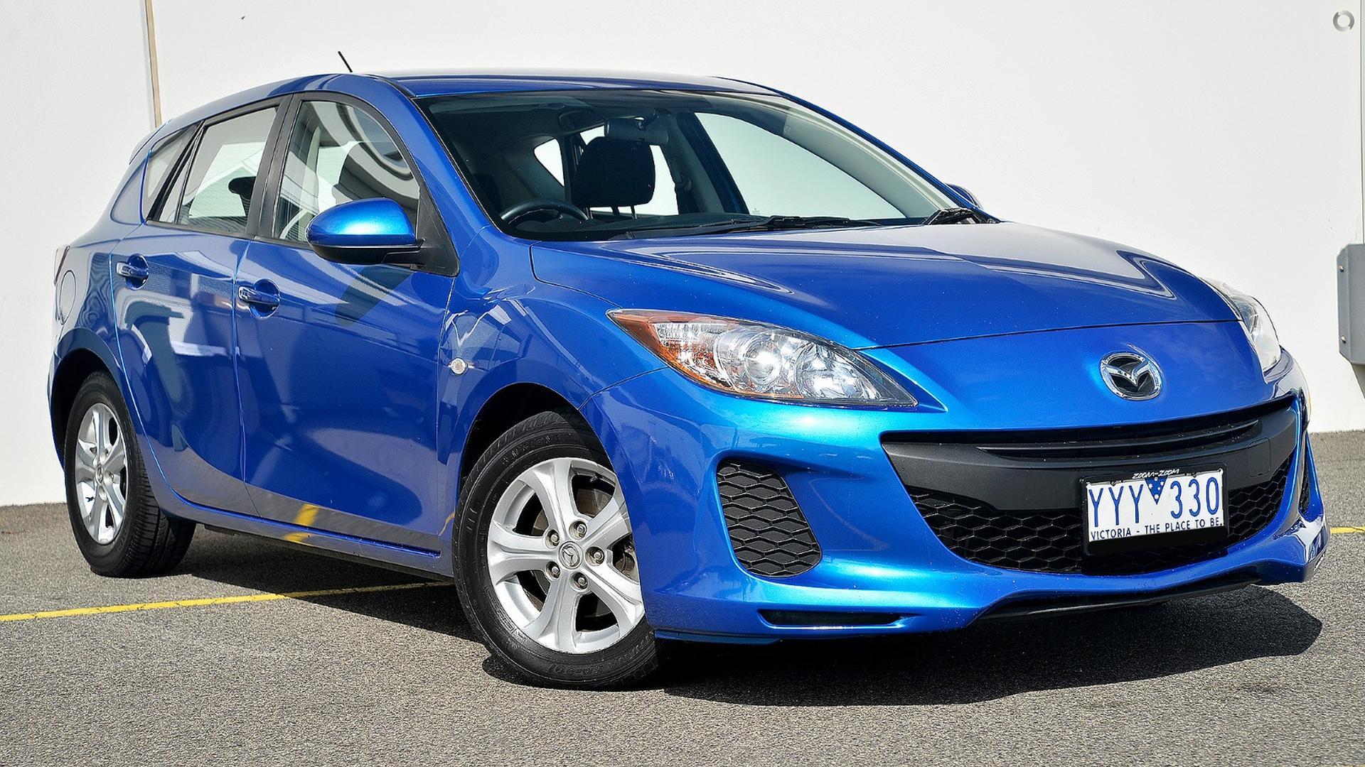 2012 Mazda 3 BL Series 2