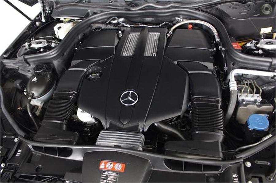 2013 Mercedes-Benz E 400 Sedan