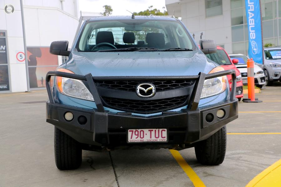 2014 Mazda Bt-50 XT Hi-Rider UP