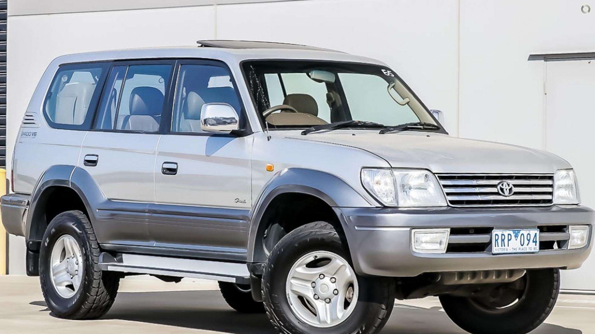 2000 Toyota Landcruiser Prado VZJ95R