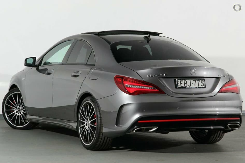 2018 Mercedes-Benz CLA 250 SPORT Coupe