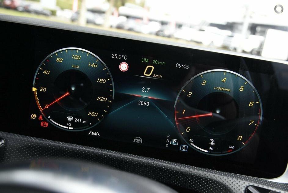 2019 Mercedes-Benz A 250 AMG LINE Hatch