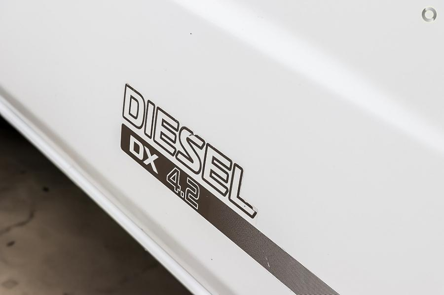 2002 Nissan Patrol DX GU