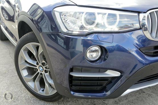 2015 BMW X 4 xDrive20d