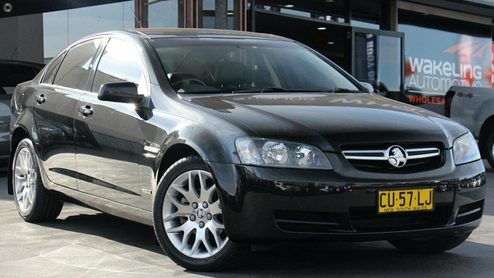 2010 Holden Commodore International VE