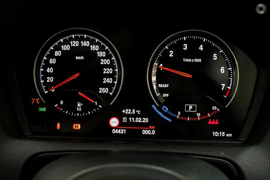 2018 BMW 120i M Sport