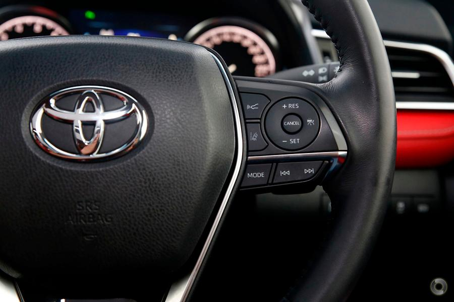 2018 Toyota Camry SX ASV70R