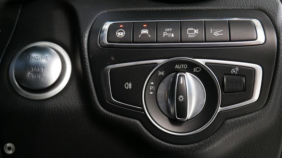 2018 Mercedes-AMG GLC 63 SUV