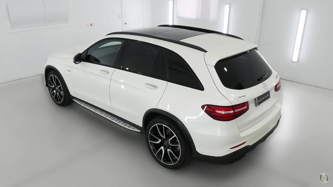 2017 Mercedes-Benz GLC 43 AMG Wagon