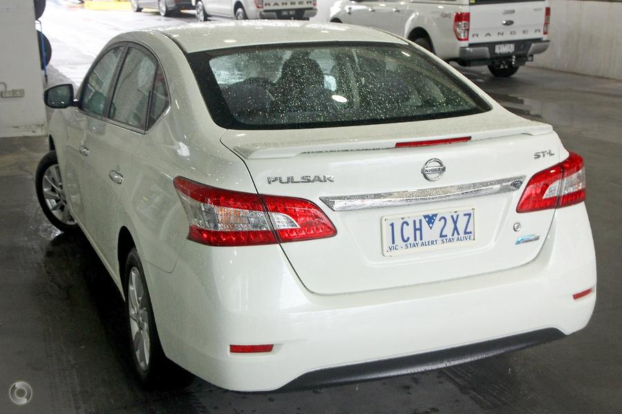 2013 Nissan Pulsar ST-L B17