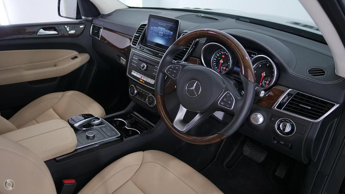 2017 Mercedes-Benz GLS 350 Wagon