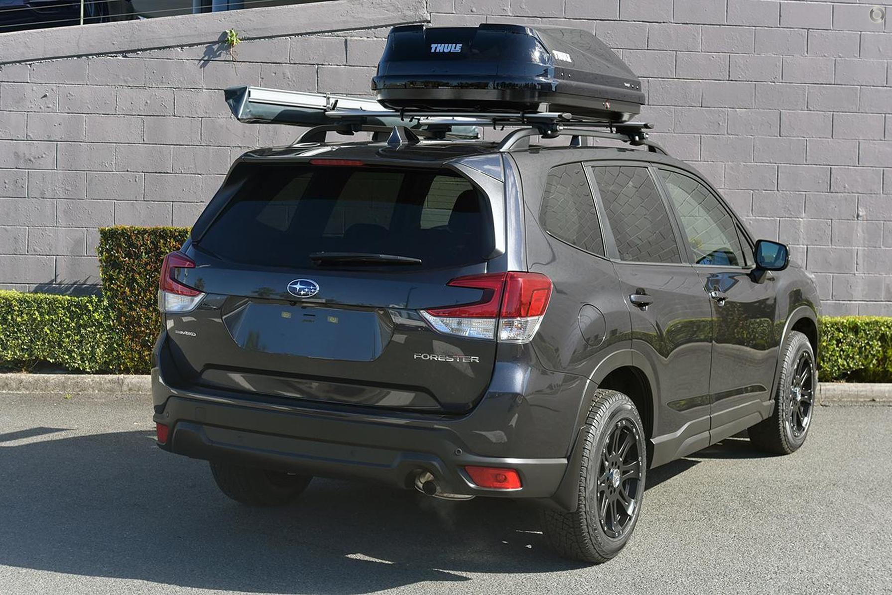 2019 Subaru Forester 2.5i-L S5