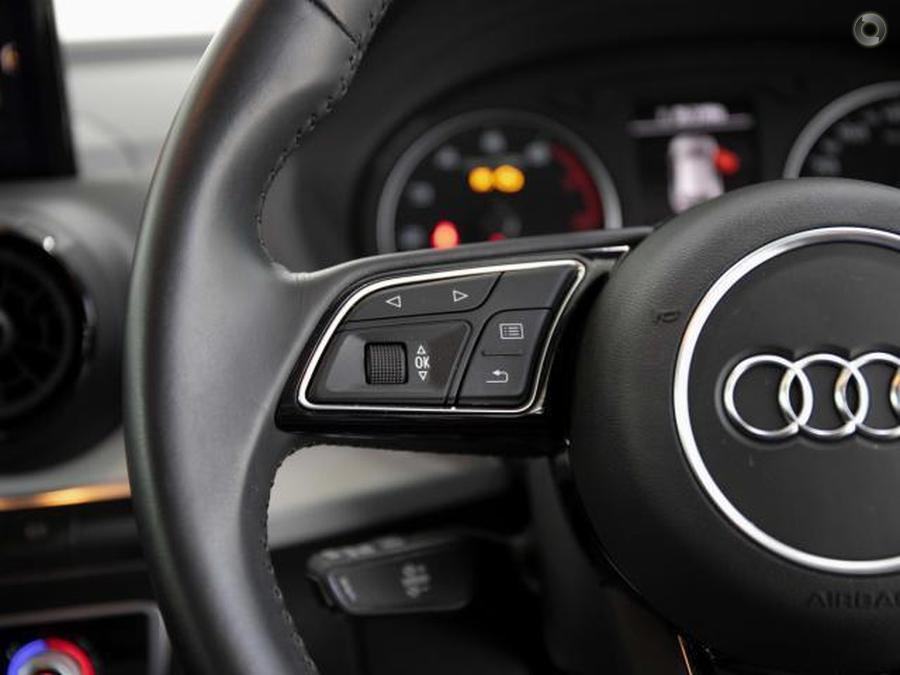 2018 Audi Q2 35 TFSI design