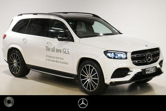 2019 Mercedes-Benz <br>GLS 400