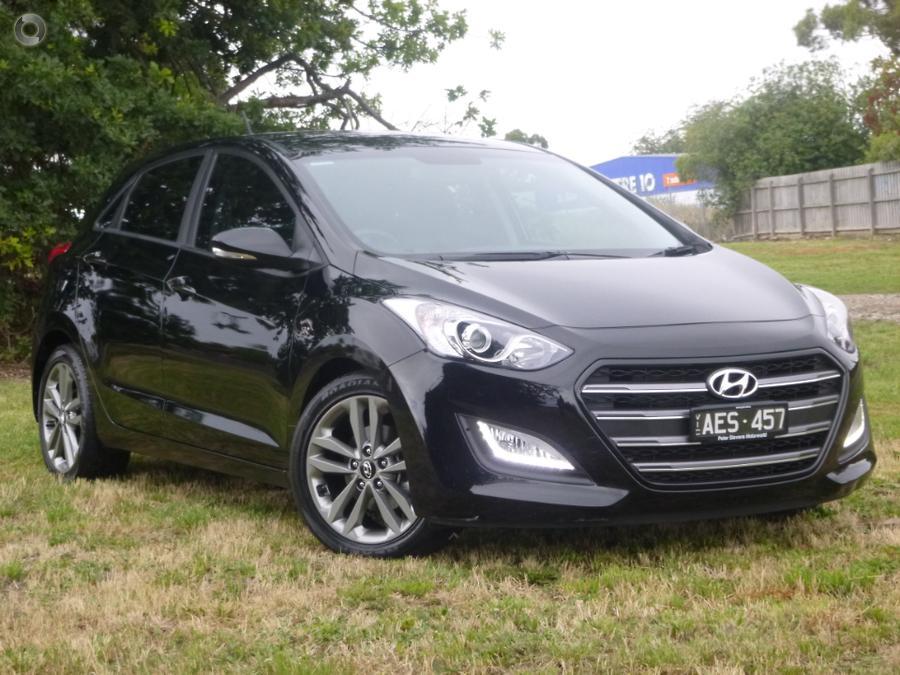 2015 Hyundai i30 SR GD3 Series II