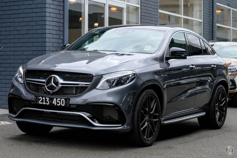 2018 Mercedes-Benz GLE 63 AMG S Coupe