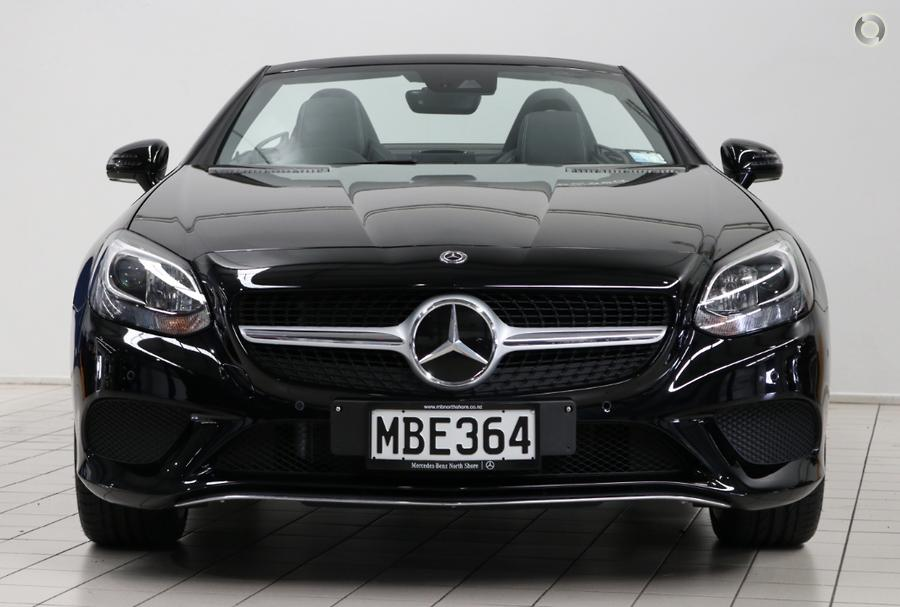 2019 Mercedes-Benz SLC 180 Roadster
