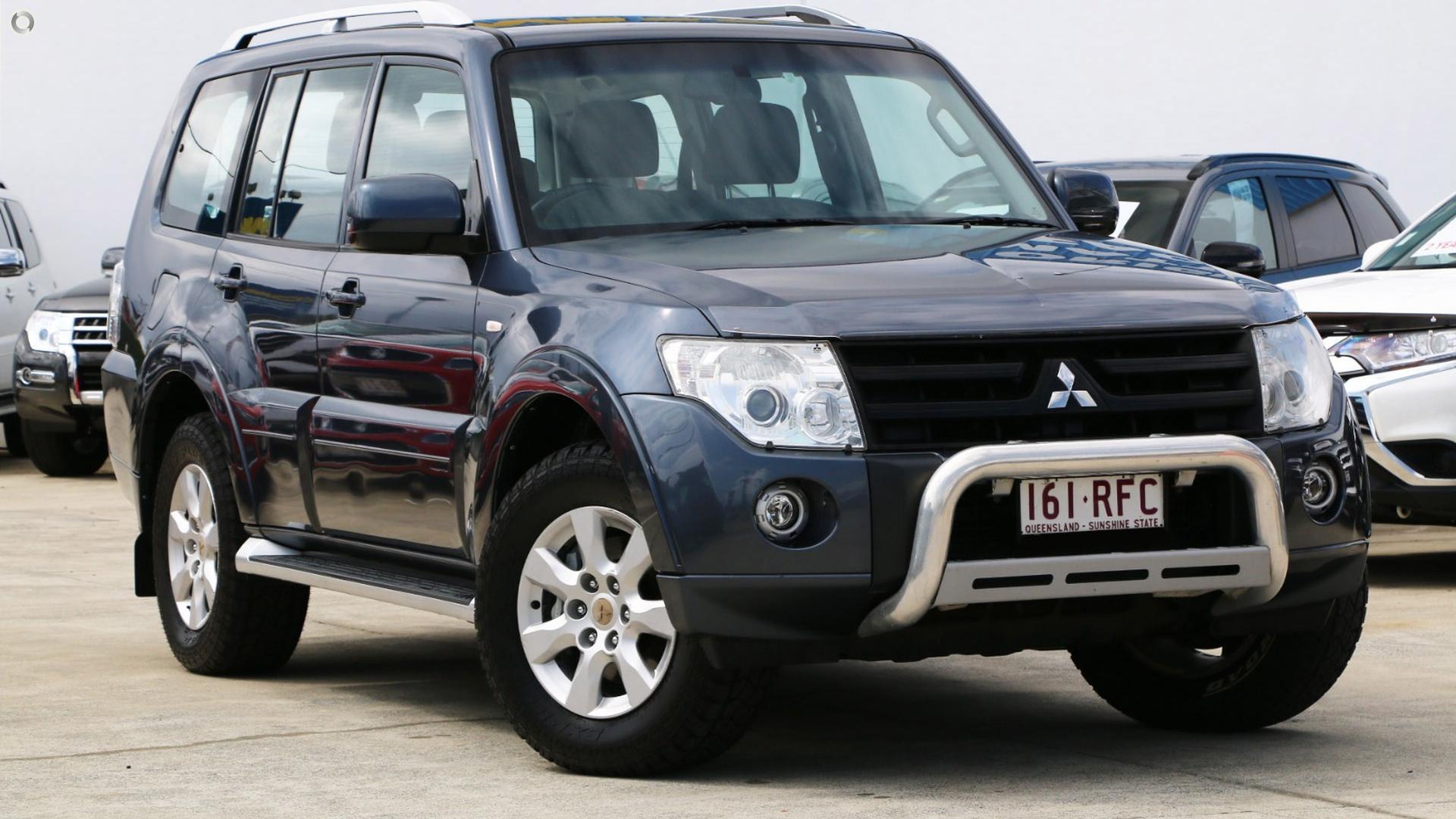 2010 Mitsubishi Pajero NT