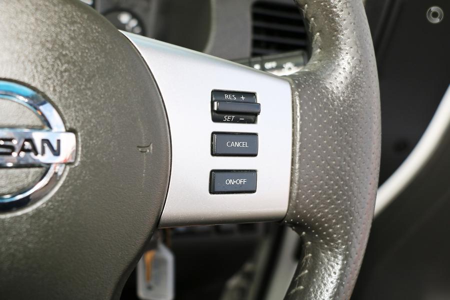 2012 Nissan Navara ST D40 Series 6
