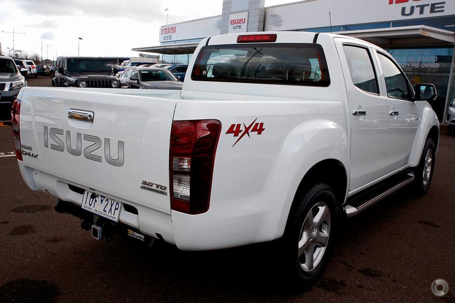 2016 Isuzu D-MAX LS-U