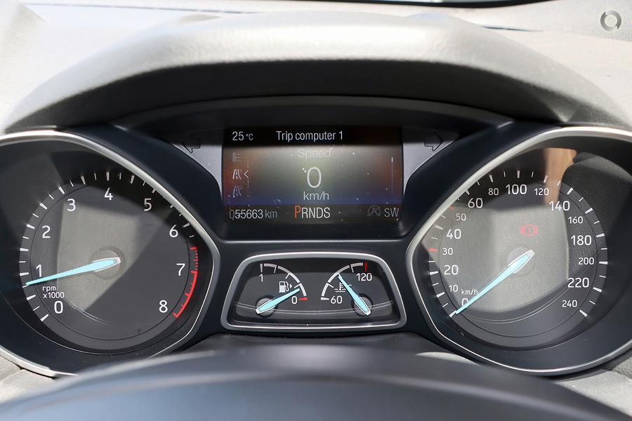 2018 Ford Escape Ambiente ZG