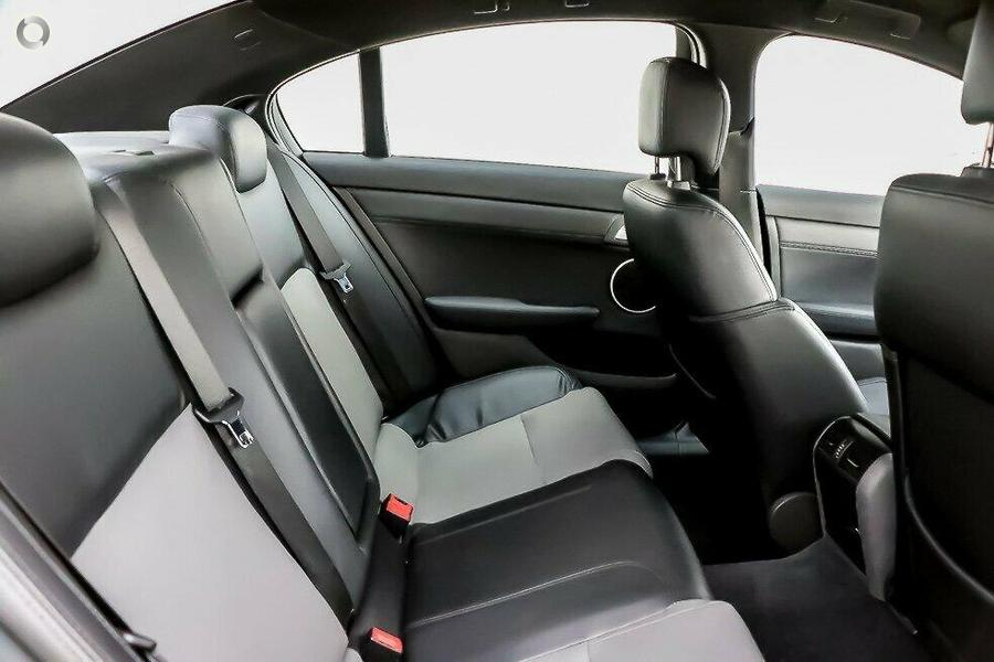 2010 Holden Commodore SV6 VE Series II