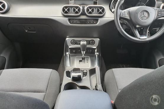 2018 Mercedes-Benz X 250