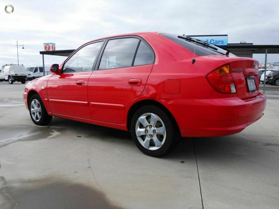 2004 Hyundai Accent GL LC