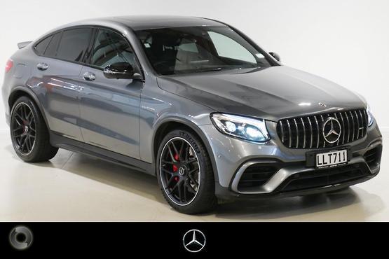 2018 Mercedes-AMG <br>GLC 63