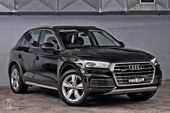 Audi Q5 Msrp >> 2019 Audi Q5 Suv Audi Sutherland