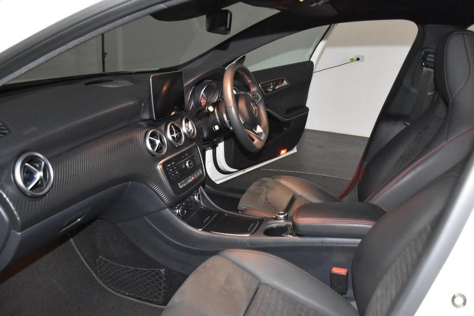 2017 Mercedes-Benz A 200 D Hatch