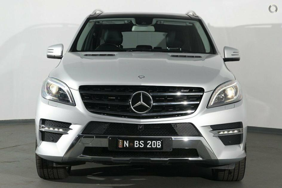 2015 Mercedes-Benz ML 350 Suv
