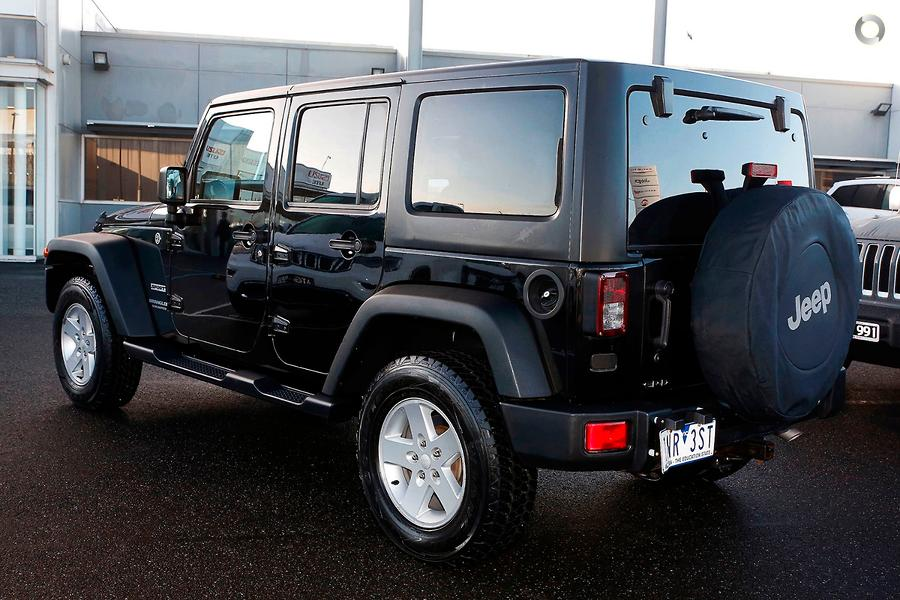 2015 Jeep Wrangler Unlimited Sport JK