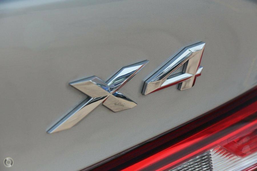 2018 BMW X4 xDrive35d