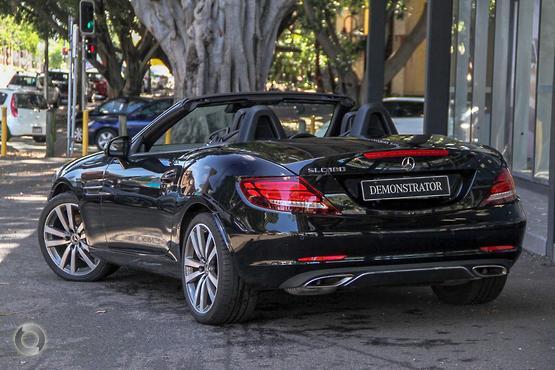 2018 Mercedes-Benz SLC 180