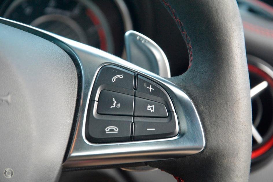 2016 Mercedes-Benz CLA 45 AMG Coupe