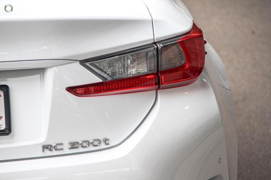 2017 Lexus RC Coupé RC200t F Sport
